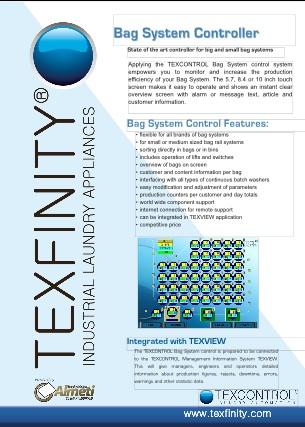 Bag System Control Brochure