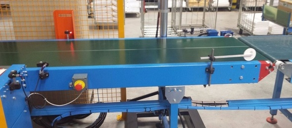 T.trans - Straight Belt Conveyor