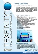 Ironer Control Brochure