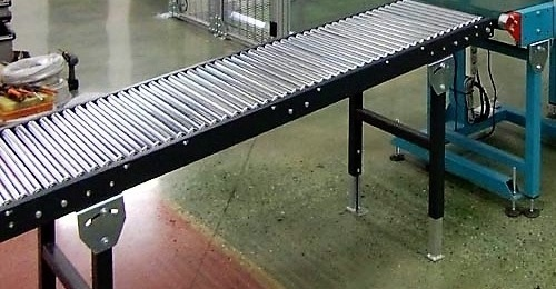 S.trans - Straight Roller Conveyor